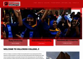 hillcrosscollege.com