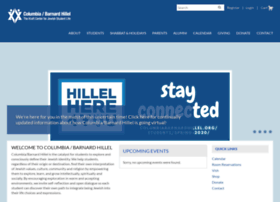 hillel.columbia.edu