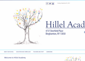 hillelacademybroomecounty.org