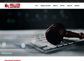 hillerauction.com