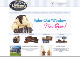 hilliardscandy.com
