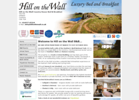 hillonthewall.co.uk