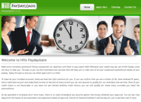 hillpaydayloans.co.uk