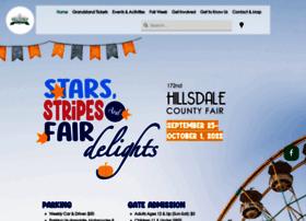 hillsdalecountyfair.org