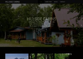 hillsidecabins.com