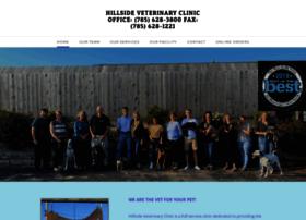 hillsideveterinaryclinic.com