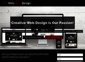 hillswebdesign.com