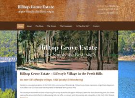 hilltopgrove.com.au