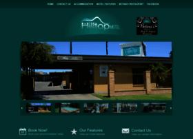 hilltopmotelbhill.com.au
