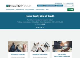 hilltopnationalbank.com