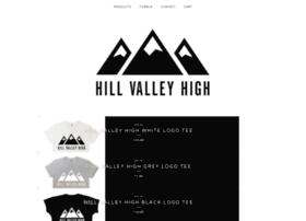 hillvalleyhigh.bigcartel.com