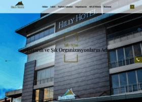 hillyhotel.com
