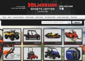 hilmersonsportscenter.com