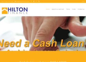 hiltonfinance.co.za