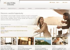 hiltonworldwide1.hilton.com
