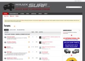 hiluxsurf.co.uk