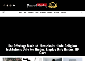 himachalwatcher.com