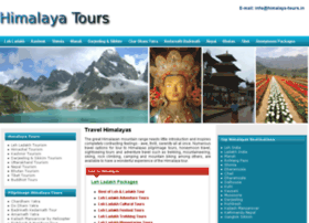 himalaya-tours.in