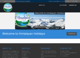 himalayanholidaysindia.in