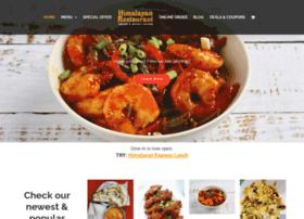 himalayanrestaurant.com