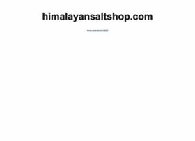 himalayansaltshop.com