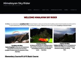 himalayanskyrider.com