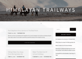 himalayantrailways.org