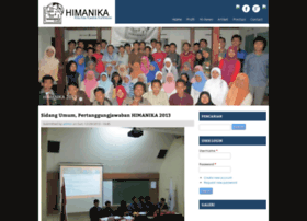 himanika-uny.org