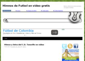 himnosdefutbol.com