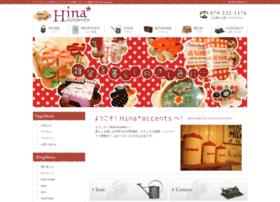 hinaaccents.com