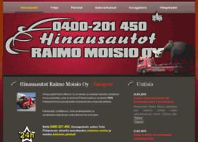 hinausautot-raimomoisio.info