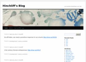 hinchliff.wordpress.com