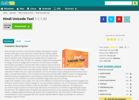 hindi-unicode-tool.soft112.com