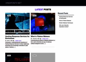 hindifonts.net