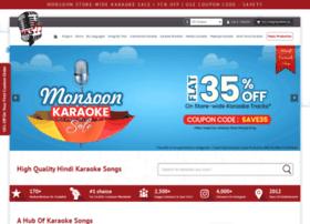 hindikaraokeshop.com