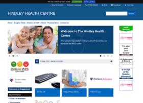 hindleyhealthcentre.co.uk