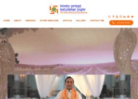 hindupriestketuljoshi.co.uk