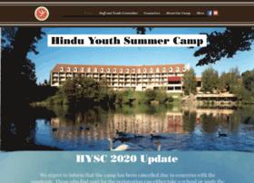 hinduyouthcamp.org