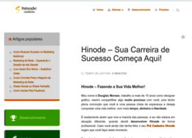 hinodecarreira.com