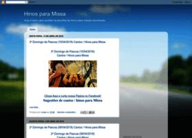 hinosparamissa.blogspot.com.br