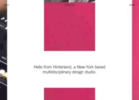 hinterlandstudio.com