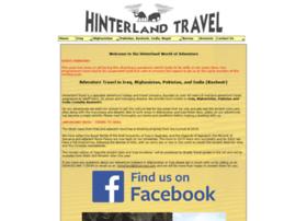 hinterlandtravel.com