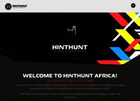 hinthunt.co.za