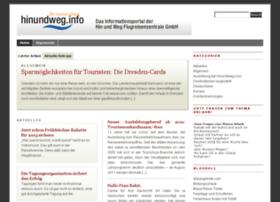hinundweg.info