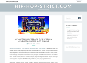 hip-hop-strict.com