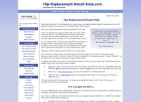 hip-replacement-recall-help.com