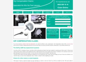 hipcompensationclaims.co.uk