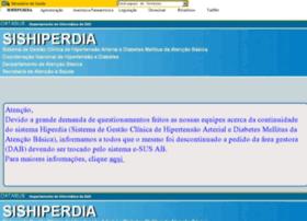 hiperdia.datasus.gov.br