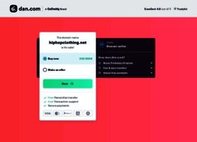 hiphopclothing.net