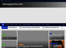 hiphopgamerinc.com